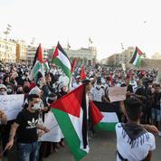 Libye: des milliers de manifestants en soutien aux Palestiniens