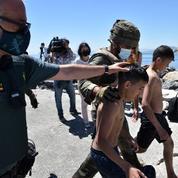 Ceuta : ni accueillis, ni expulsés, ces milliers de migrants mineurs qui plongent l'Espagne dans l'embarras