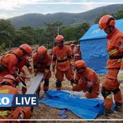 Chine: deux puissants séismes frappent les provinces chinoises du Qinghai et du Yunnan