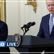 Corée du Nord : Biden plaide pour une approche «pragmatique» sur ce dossier «difficile»