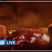 En RDC, 13 personnes meurent en fuyant la coulée de lave du volcan Nyiragongo