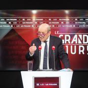 Jean-Yves Le Drian met en garde Israël contre un «risque d'apartheid» envers ses populations arabes
