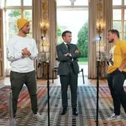 McFly et Carlito à l'Élysée: «Emmanuel Macron, le président du flux, du clic et du buzz»