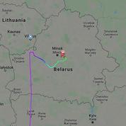 Biélorussie : la compagne de l'opposant Roman Protassevitch arrêtée avec lui à Minsk