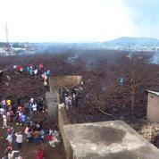 RDC : de nombreuses secousses sismiques à Goma, au pied du volcan Nyiragongo