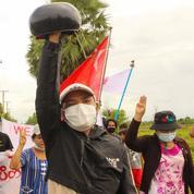 Birmanie : un journaliste américain arrêté à Rangoun, annonce son employeur