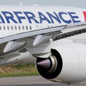 Air France annonce suspendre «jusqu'à nouvel ordre» le survol de l'espace aérien du Bélarus