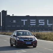 Tesla installe en Chine un centre de données pour ses véhicules