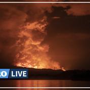 RDC : poursuite de très forts séismes au pied du volcan Nyiragongo