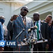 À la Maison-Blanche, la famille de George Floyd réclame des réformes dans la police