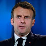 Macron se dit «très confiant» dans la capacité des Français à «repartir de l'avant»