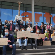 La société des journalistes d'Arte appelle les salariés à la grève
