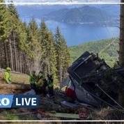 Téléphérique de Stresa : trois suspects arrêtés