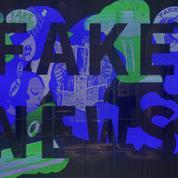 Des artistes s'emparent du phénomène des fake news