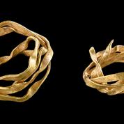Une parure en or de l'âge du Bronze découverte en Allemagne