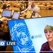 Les frappes israéliennes sur Gaza pourraient constituer des crimes de guerre, affirme Michelle Bachelet