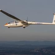 Euroglider, premier planeur à décollage électrique autonome, prend son envol