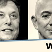 Musk contre Bezos: le combat inégal pour la domination spatiale