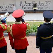 Rwanda : l'association de rescapés Ibuka regrette l'absence d'«excuses» de Macron