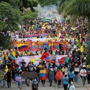 Colombie : trois morts lors de manifestations commémorant un mois de soulèvement social