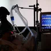 Covid-19 : 105 morts en 24 heures en France, 3104 patients en soins critiques