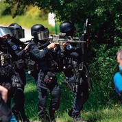 Une policière municipale attaquée au couteau, son assaillant neutralisé