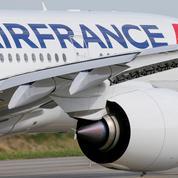 Situation en Biélorussie : un nouveau vol Paris-Moscou d'Air France annulé