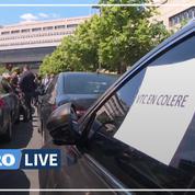 Interdiction des VTC dans le centre de Paris: les chauffeurs manifestent ce samedi