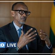 Vaccins anti-Covid : l'aide à l'Afrique est «scandaleusement inefficace», selon le président rwandais