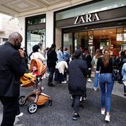Commerces : les Français ont sorti leur carte bleue lors du déconfinement