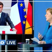Espionnage d'alliés européens par la NSA: Macron et Merkel attendent des explications des États-Unis et du Danemark