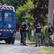 Pas d'audition «dans l'immédiat» pour le tireur de Dordogne blessé lors de son interpellation