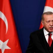 Les États-Unis risquent de «perdre un ami», prévient Erdogan avant de rencontrer Biden