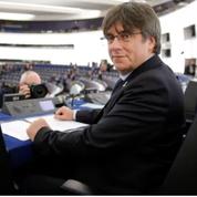 Carles Puigdemont recouvre provisoirement son immunité d'eurodéputé