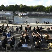 Terrasses éphémères parisiennes : Anne Hidalgo veut mettre fin à la gratuité «dès la fin septembre»