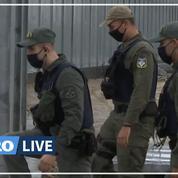 La police grecque se dote de «canons sonores» pour dissuader les migrants