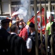 Fonderie de Bretagne: la justice ordonne le déblocage de l'usine occupée par des grévistes
