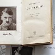 «Toute l'histoire de ma vie figure dans Mein Kampf»