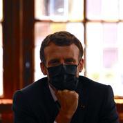 Covid-19: Macron contre la vaccination obligatoire «à ce stade»