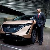 Pénurie de semi-conducteurs: Nissan retarde le lancement de son crossover électrique