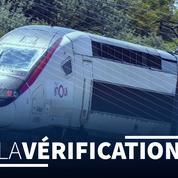 Covid-19 : l'air est-il insuffisamment filtré dans les TGV, favorisant la propagation du virus ?