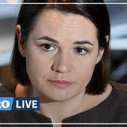 Biélorussie : le dissident emprisonné parlait «sous pression», déclare la chef de l'opposition