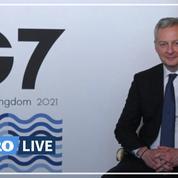 Le G7 Finances s'engage sur un taux mondial d'impôt sur les sociétés «d'au moins 15%»