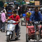 Covid-19 : New Delhi et Bombay se déconfinent progressivement après une baisse des infections