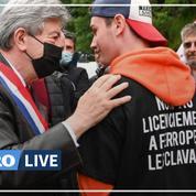 Ferropem : Mélenchon soutient une réquisition des usines de silicium menacées