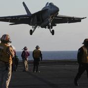 Pour la première fois, l'US Navy ravitaille un avion en vol grâce à un drone