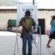 Législatives au Mexique : fin d'un scrutin émaillé par des violences