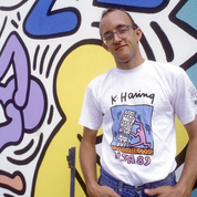 À Barcelone, une fresque anti-sida de Keith Haring menacée de destruction