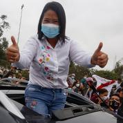 Présidentielle au Pérou : Fujimori en tête