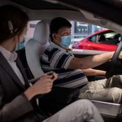 Chine: les ventes de voitures particulières se tassent en mai